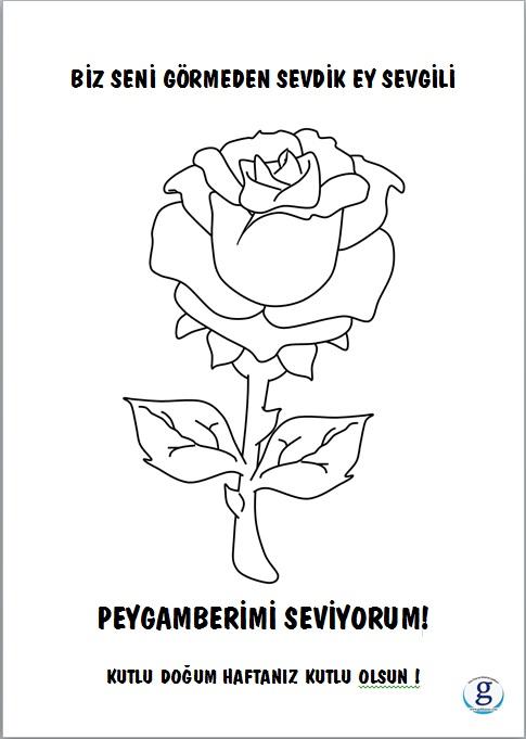 Gul Boyama Kagidi Ingilizce Surumu De Yuklendi